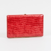 Abas Full Frame Clutch Wallet - Mosaic