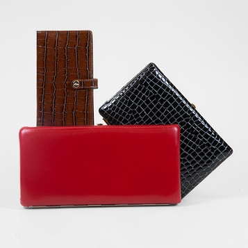 Abas Leather Wallets