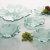 Annieglass Water Lily Collection