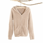 Barefoot Dreams CozyChic (Bamboo) Women's Hoodie Jacket