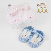Infant Slippers - Bunnies By The Bay