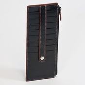 Lodis 7 inch Credit Card Case w/ Zip Pocket  - Audrey