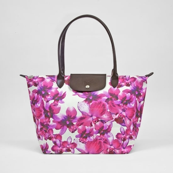 Longchamp Shopping Tote - Orchideal - SOLD OUT