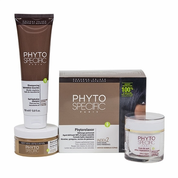 PhytoSpecific [Naturally Curly, Frizzy, Textured or Relaxed Hair]