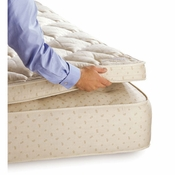 Royal-Pedic 4 inch Royal-Cloud Pillowtop Pad Only