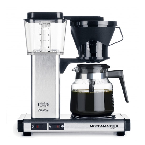 how to clean moccamaster carafe