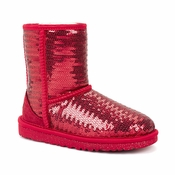 UGG Kid's Classic Short Sparkles Boot