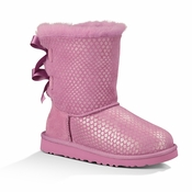 UGG Toddler's Bailey Bow Splash Boot