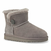 UGG Toddler's Mini Bailey Button Boot - FS