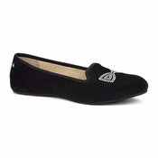 UGG Women's Alloway Crystal Bow Shoe