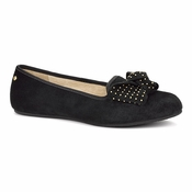 UGG Women's Alloway Studded Bow Slipper