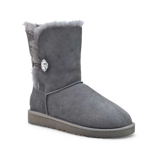ugg s bailey button bling boot free shipping