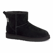 UGG Women's Classic Mini Crystal Bow Boot