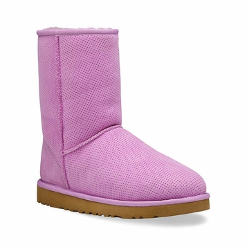 UGG Women's Classic Short Perf Boot - SOLD OUT
