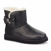 UGG Women's Mini Bailey Bow Crystal Boot