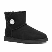 UGG Women's Mini Bailey Button Bling Boot