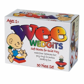 Wee WEDGiTS 30 Piece Set