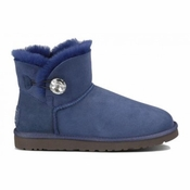 Women's UGG Mini Bailey Button Bling