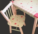 Tot's Table & Chairs - Any Design