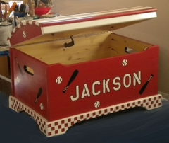 TOYBOXES & TOY CHESTS