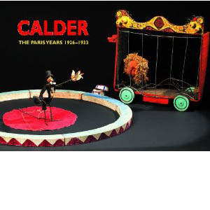 Alexander Calder: Calder the Paris Years Boxed Postcards