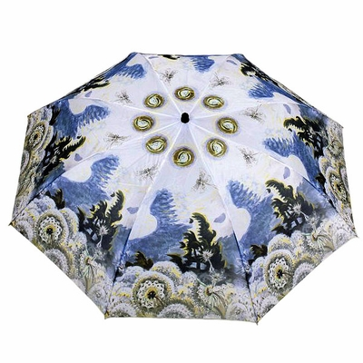 Charles Burchfield Umbrella