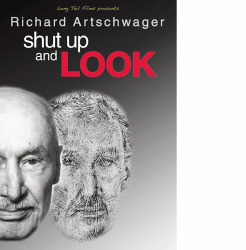 DVD. Richard Artschwager: Shut Up And Look