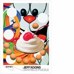 "<font color=""grey"">WHITNEY EXCLUSIVE</font><br>Jeff Koons Loopy Jigsaw Puzzle"