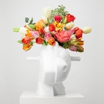 Jeff Koons Split Rocker Vase