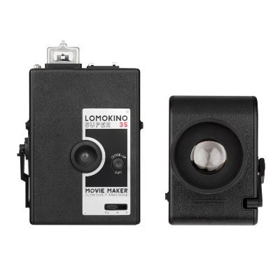 LomoKino Super 35 Movie Maker with LomoKinoscope