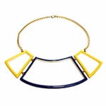 Jaclyn Mayer Three Tier Necklace