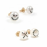 Nektar de Stagni Pearl Earrings