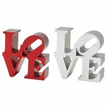 Robert Indiana LOVE replica