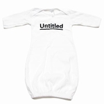<font color=grey>WHITNEY EXCLUSIVE<BR></font>Untitled Baby Gown