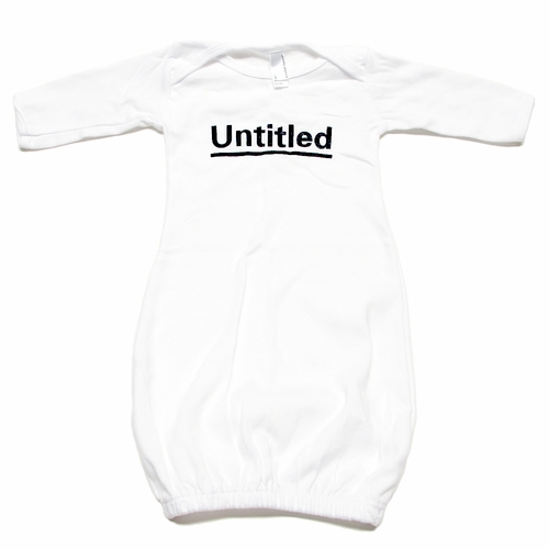 Untitled Infant Gown