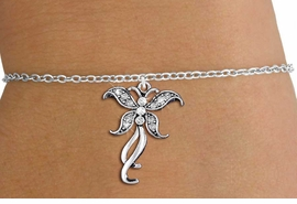 <bR>                EXCLUSIVELY OURS!! <Br>            AN ALLAN ROBIN DESIGN!! <BR>   CLICK HERE TO SEE 1000+ EXCITING <BR>      CHANGES THAT YOU CAN MAKE!<BR>      LEAD, NICKEL & CADMIUM FREE!! <BR>  W1392SB - SILVER TONE AND CRYSTAL <BR>     BUTTERFLY CHARM & BRACELET <BR>        FROM $5.15 TO $9.00 �2013