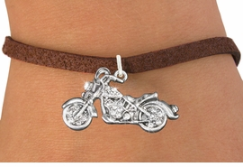 <bR>                   EXCLUSIVELY OURS!!<Br>             AN ALLAN ROBIN DESIGN!!<BR>    CLICK HERE TO SEE 120+ EXCITING<BR>       CHANGES THAT YOU CAN MAKE!<BR>        LEAD, NICKEL & CADMIUM FREE!!<BR>W1188SB - CRYSTAL MOTORCYCLE CHARM <Br>  & BRACELET FROM $5.15 TO $9.00 �2012