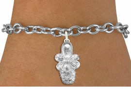 <bR>               EXCLUSIVELY OURS!!<Br>         AN ALLAN ROBIN DESIGN!! <BR>CLICK HERE TO SEE 120+ EXCITING <BR>   CHANGES THAT YOU CAN MAKE!<BR>   LEAD, NICKEL & CADMIUM FREE!! <BR>     W1270SB - BALLERINA SHOE <BR>     CRYSTAL CHARM & BRACELET <BR>     FROM $5.15 TO $9.00 �2012