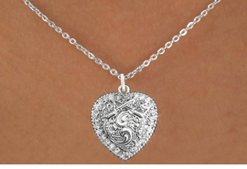 <bR>                      EXCLUSIVELY OURS!!<Br>                AN ALLAN ROBIN DESIGN!!<BR>       CLICK HERE TO SEE 120+ EXCITING<BR>          CHANGES THAT YOU CAN MAKE!<BR>                     LEAD & NICKEL FREE!!<BR>W1142SN - CRYSTAL CROSSED PISTOLS HEART CHARM<BR> & NECKLACE FROM $5.55 TO $9.00 �2012