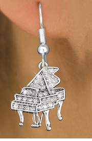 <bR>                   EXCLUSIVELY OURS!!<Br>             AN ALLAN ROBIN DESIGN!!<BR>    CLICK HERE TO SEE 120+ EXCITING<BR>       CHANGES THAT YOU CAN MAKE!<BR>                  LEAD & NICKEL FREE!!<BR>W1170SE - CRYSTAL GRAND PIANO CHARM<BR> EARRINGS FROM $4.95 TO $10.00 �2012