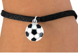 <bR>              EXCLUSIVELY OURS!!<Br>        AN ALLAN ROBIN DESIGN!!<BR>CLICK HERE TO SEE 120+ EXCITING<BR>   CHANGES THAT YOU CAN MAKE!<BR>              LEAD & NICKEL FREE!!<BR>   W618SB - SMALL SOCCER BALL<Br>      & BRACELET AS LOW AS $3.25