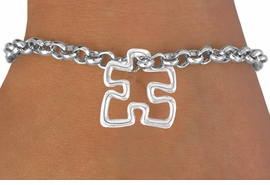 <bR>                  EXCLUSIVELY OURS!!<Br>            AN ALLAN ROBIN DESIGN!!<BR>   CLICK HERE TO SEE 120+ EXCITING<BR>      CHANGES THAT YOU CAN MAKE!<BR>                 LEAD & NICKEL FREE!!<BR>    W622SB - LARGE AUTISM PUZZLE<Br>             PIECE & BRACELET ©2010<bR>                 FROM $4.90 TO $8.85