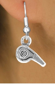 <bR>                 EXCLUSIVELY OURS!!<Br>           AN ALLAN ROBIN DESIGN!!<BR> CLICK HERE TO SEE 120+ EXCITING<BR>    CHANGES THAT YOU CAN MAKE!<BR>               LEAD & NICKEL FREE!!<BR>         W625SE - WHISTLE CHARM<Br>      & EARRINGS FROM $3.25 TO $8.00