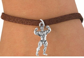 <bR>               EXCLUSIVELY OURS!!<Br>         AN ALLAN ROBIN DESIGN!!<BR>CLICK HERE TO SEE 120+ EXCITING<BR>  CHANGES THAT YOU CAN MAKE!<BR>             LEAD & NICKEL FREE!!<BR>         W626SB - BODYBUILDER<Br>     & BRACELET AS LOW AS $3.25