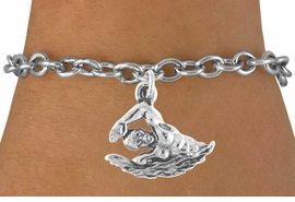 <bR>               EXCLUSIVELY OURS!!<Br>         AN ALLAN ROBIN DESIGN!!<BR>CLICK HERE TO SEE 120+ EXCITING<BR>  CHANGES THAT YOU CAN MAKE!<BR>             LEAD & NICKEL FREE!!<BR>       W627SB - MALE SWIMMER<Br>     & BRACELET AS LOW AS $3.25