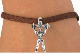 <bR>               EXCLUSIVELY OURS!!<Br>         AN ALLAN ROBIN DESIGN!!<BR>CLICK HERE TO SEE 120+ EXCITING<BR>  CHANGES THAT YOU CAN MAKE!<BR>             LEAD & NICKEL FREE!!<BR>         W628SB - WEIGHTLIFTER<Br>     & BRACELET AS LOW AS $3.25