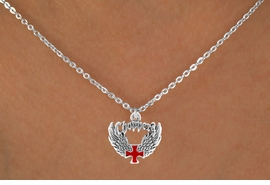 <bR>                 EXCLUSIVELY OURS!!<Br>           AN ALLAN ROBIN DESIGN!!<BR>  CLICK HERE TO SEE 120+ EXCITING<BR>     CHANGES THAT YOU CAN MAKE!<BR>                LEAD & NICKEL FREE!!<BR>        W674SN - CHOPPER CROSS &<BR>     WINGS CHARM NECKLACE FROM<Br>                         $4.05 TO $7.50