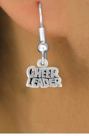 "<bR>                EXCLUSIVELY OURS!!<Br>          AN ALLAN ROBIN DESIGN!!<BR> CLICK HERE TO SEE 120+ EXCITING<BR>    CHANGES THAT YOU CAN MAKE!<BR>               LEAD & NICKEL FREE!!<BR>        W710SE - ""CHEERLEADER"" &<BR>    EARRINGS FROM $3.25 TO $8.00"