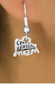 "<bR>                 EXCLUSIVELY OURS!!<Br>           AN ALLAN ROBIN DESIGN!!<BR>  CLICK HERE TO SEE 120+ EXCITING<BR>     CHANGES THAT YOU CAN MAKE!<BR>                LEAD & NICKEL FREE!!<BR>  W711SE - ""CHEERLEADER MOM"" &<BR>     EARRINGS FROM $3.25 TO $8.00"
