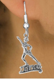 "<bR>                  EXCLUSIVELY OURS!!<Br>            AN ALLAN ROBIN DESIGN!!<BR>   CLICK HERE TO SEE 120+ EXCITING<BR>      CHANGES THAT YOU CAN MAKE!<BR>                 LEAD & NICKEL FREE!!<BR>        W834SE - ""DANCE"" CHARM<Br>    EARRINGS FROM $3.25 TO $8.00"